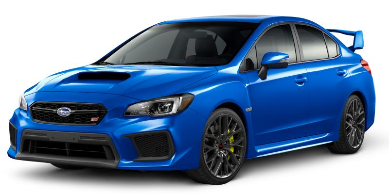 Subaru WRX STI Engineering